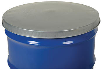 Vestil DC-235 Galvanized Steel Drum Cover