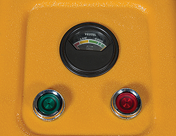 VWS-770-FF-DC Pallet Stacker