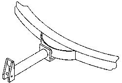 Vestil CA-FTK - Foot Operated Locking Detent