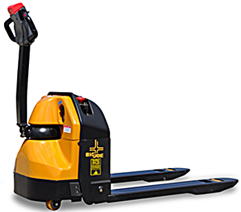 Big Joe D40-LP Electric Pallet Truck