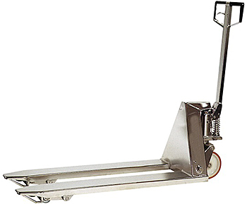 Presto RL552748SS Partial Stainless Steel Pallet Jack