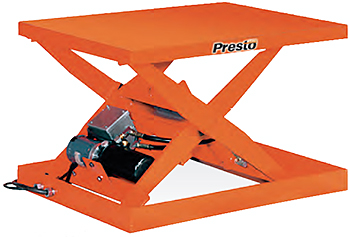 Presto XS36-10 Scissor Lift Table