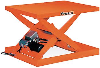 Presto XS36-15 Scissor Lift Table