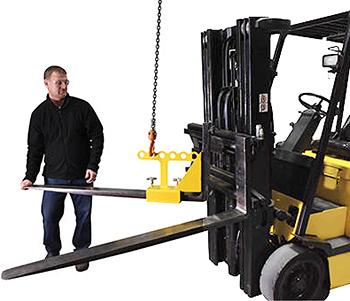 Vestil FORK-P Forklift Fork Lifter