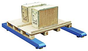Vestil VPU-6 U-Frame Platform Scale