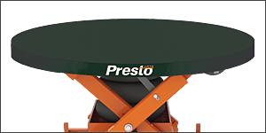 Presto P3-CVR Solid Steel Disk Cover