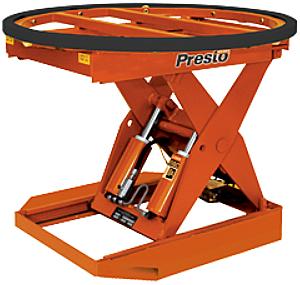Presto P3PH-24-40 Pallet Positioner