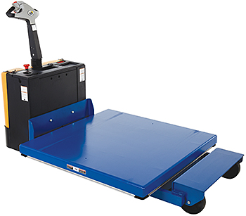 Vestil Portable Lift Table With PST-PTDS Traction Drive