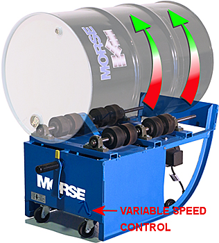 Morse 201VS-1 Portable Drum Roller