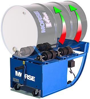 Morse 201/20-E1 Portable Drum Roller