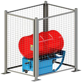 Morse GEK-201-1 Gated Enclosure With Gate Interlock