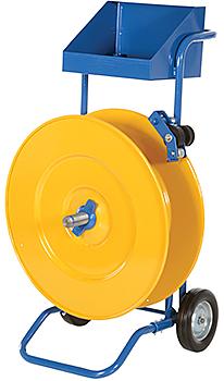 Vestil STRAP-PS-HD Strapping Cart