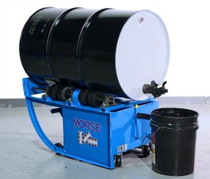 Morse Drum Roller With Explosion Proof Motor