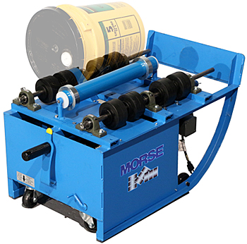 Morse 1-5P pail roller add on
