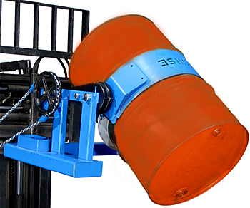 Morse 285A Forklift Drum Handler