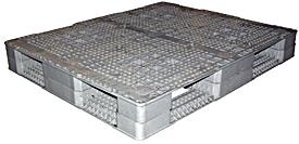 Vestil PLPR-4840 Plastic Pallet
