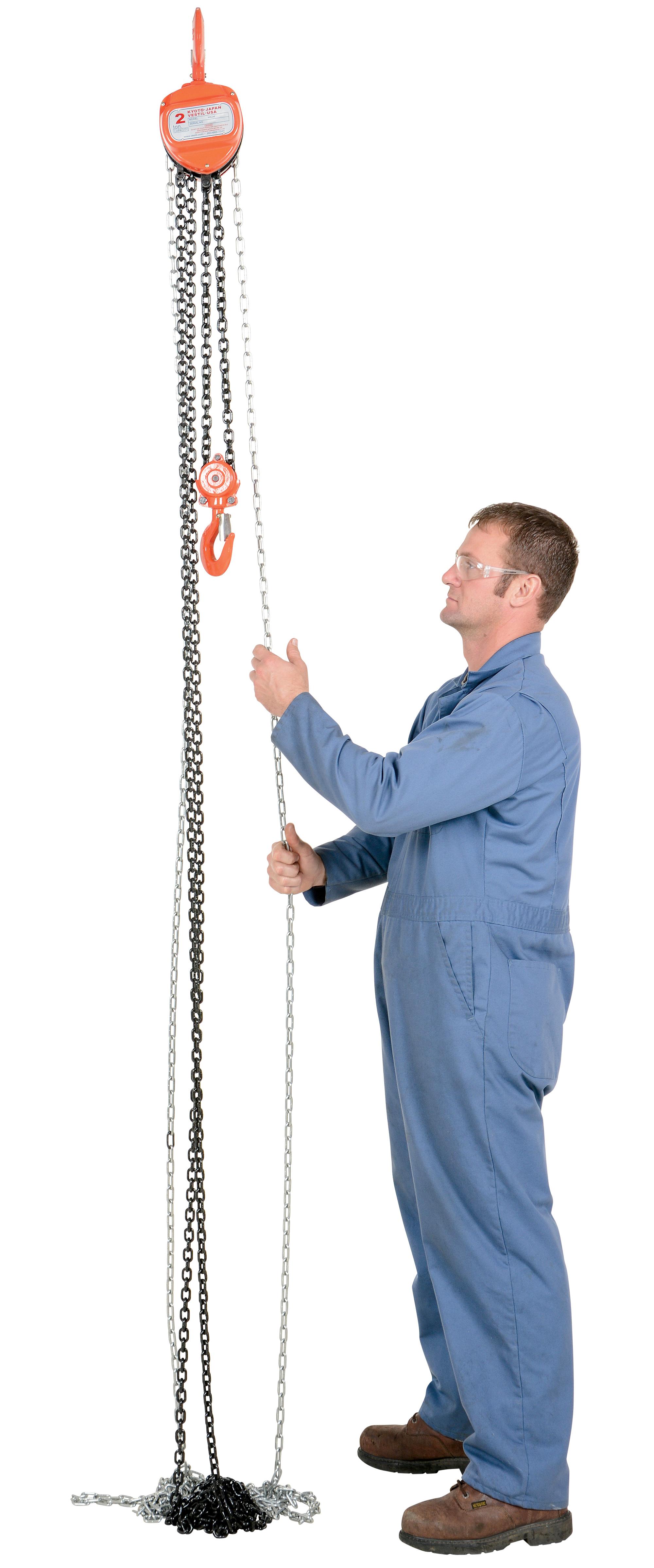 Vestil Hand Chain Hoist