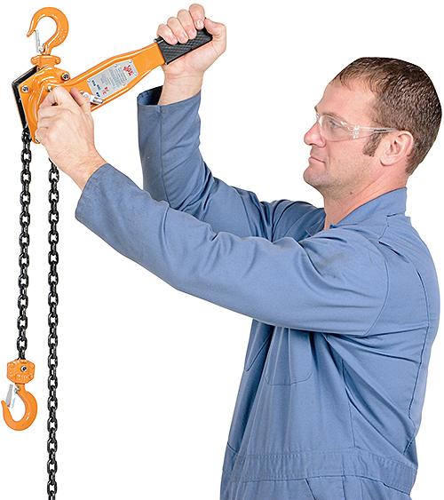 Vestil Lever Chain Hoist