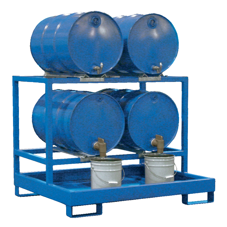 Vestil HSRB-4 Drum Spill Containment Basin