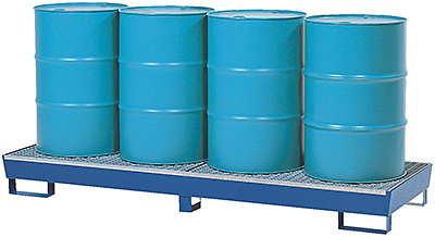 Vestil VRSB-IN-4 Drum Spill Containment Basi