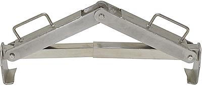 Vestil VDL-1000-SS Stainless Steel Overhead Drum Lifter