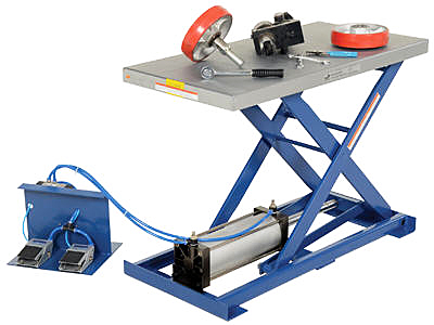 Vestil AT-20 Pneumatic Lift Table
