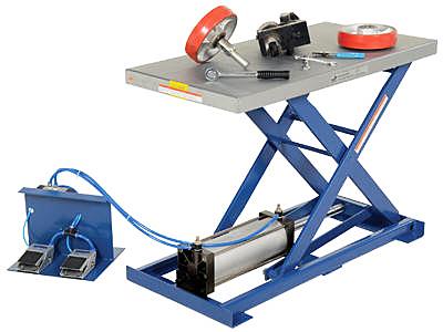 Vestil AT-20 Pneumatic Lift Table