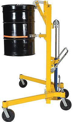 estil DCR-880-H-HP Mechanical Drum Truck