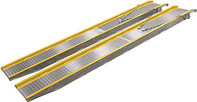 Vestil VTR Aluminum Vehicle Ramp