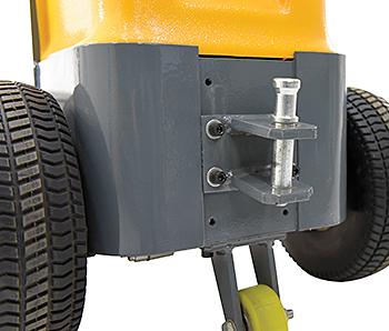 Vestil E-TUG-PINH Included Pin Hitch