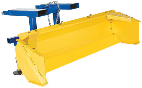 Vestil SPB-P-72 Forklift Snow Plow Push Box