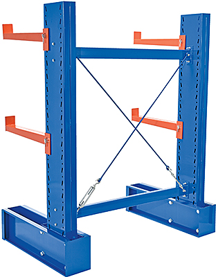 Vestil MB-C-10 Brace Sets for Cantilever Racks