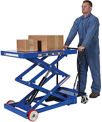 Vestil CART-1000-D-FR Lift Cart