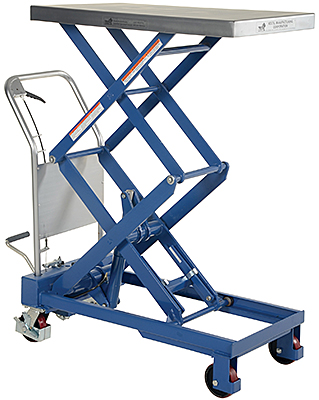 Vestil CART-800-D-TS Lift Cart
