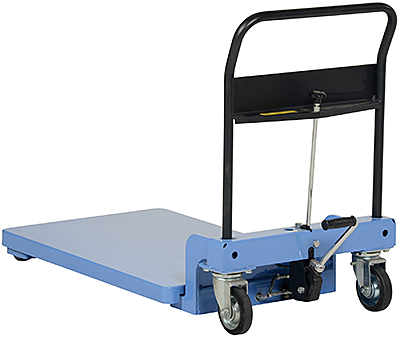 Vestil CART-900-LP Low Profile Lift Cart