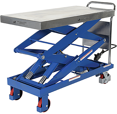 Vestil CART-1500-D-TS Lift Cart
