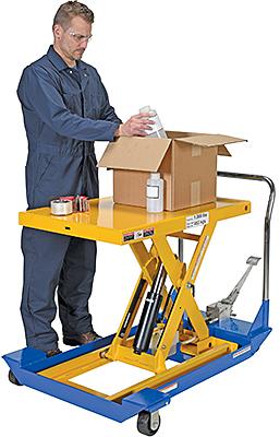 Vestil CART-23-10-M Scissor Cart