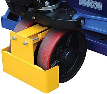 Vestil PM5-TG Pallet Truck Footguard