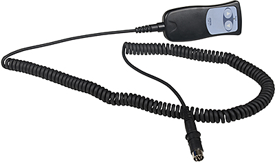 PEL-2PB Detachable Hand Held Control On 8' Coil Cord