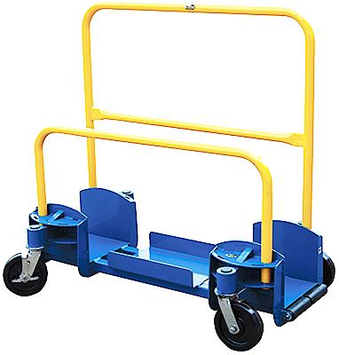 Vestil DWC-EL-48 Panel Cart