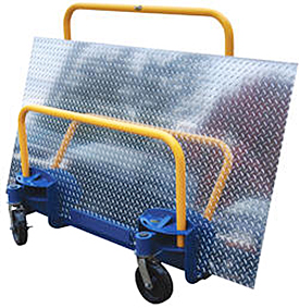 Vestil DWC-EL-60 Panel Cart