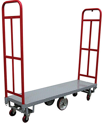 Vestil HIGH-T High End Platform Truck