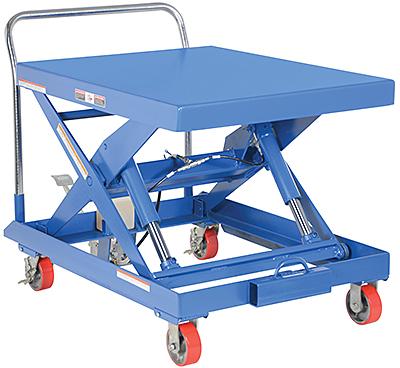 Vestil CART-2500-2040-FP Lift Cart