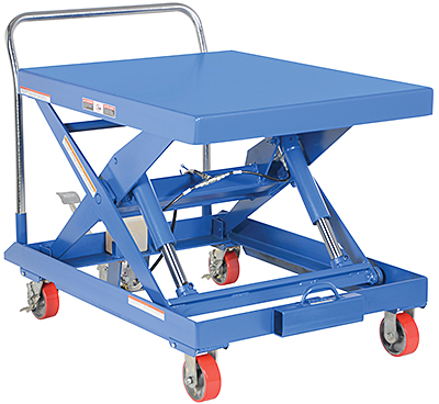 Vestil CART-2500-2040-FP Lift Cart