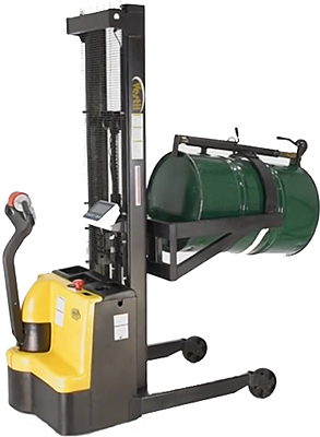 Vestil DRUM- LRT-DC-SCL Drum Handler With Scale