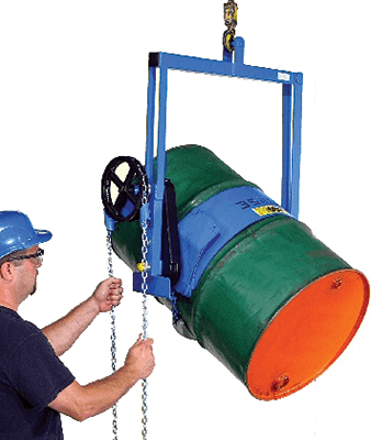 Morse 185A Overhead Drum Dispenser