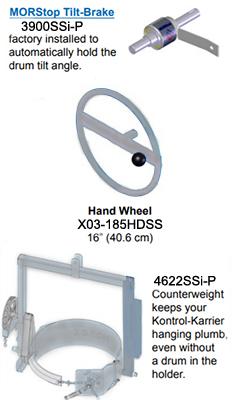 Morse 185A-HDSS Options