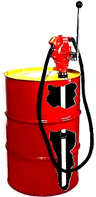 Morse Manual Drum Pump