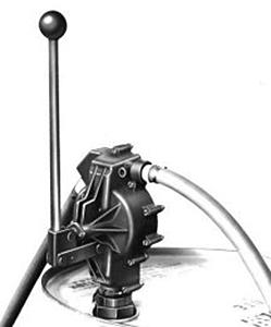 Morse Manual Barrel Pump