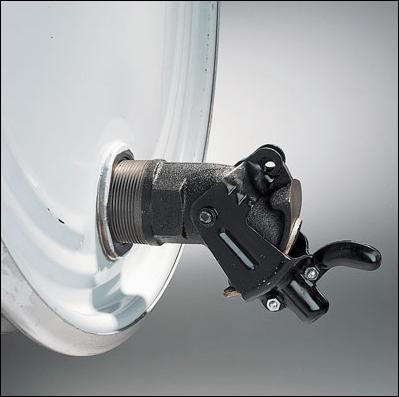 Morse 65-75 Drum Faucet